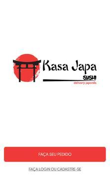 Kasa Japa Sushi poster