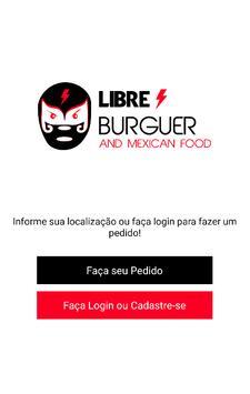 Libre Burguer poster