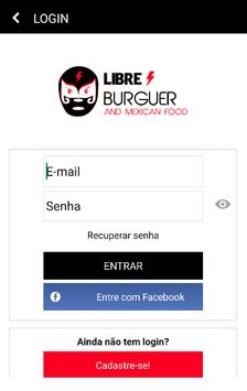 Libre Burguer apk screenshot