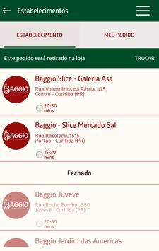 Pizzaria Baggio apk screenshot