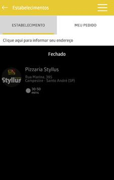 Pizzaria Styllus screenshot 3