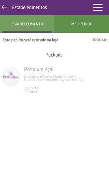 Premium Açaí screenshot 3