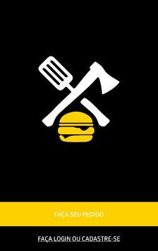 Ruffus Burger House poster
