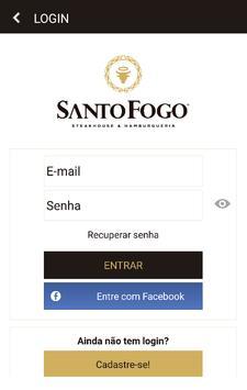 Santo Fogo apk screenshot