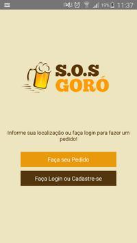 SOS Goro poster