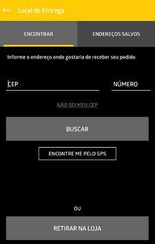 Tô de Boa Delivery screenshot 2