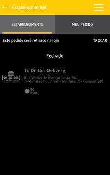 Tô de Boa Delivery screenshot 3