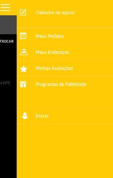 Tô de Boa Delivery screenshot 4