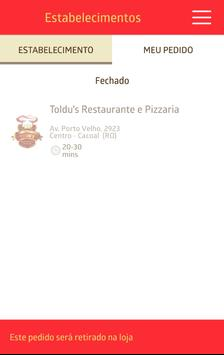 Toldus Restaurante e Pizzaria screenshot 3