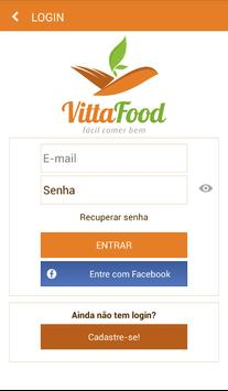 Vitta Food screenshot 1