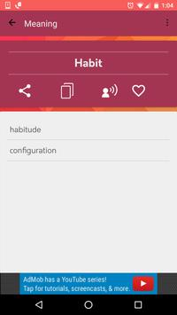 English to French (français) Dictionary for Android - APK
