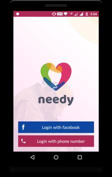 needy screenshot 1