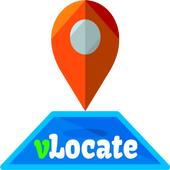vLocate icon