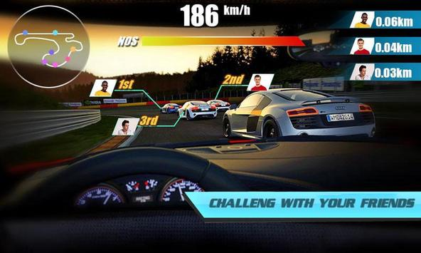 Real Turbo Racing Car apk screenshot