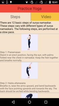Practice Yoga apk screenshot