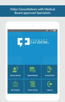 Connect2MyDoctor For Doctors apk screenshot