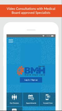 BMH Consult poster