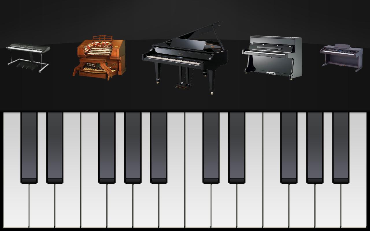 Teclado Piano Virtual Gratis para Android - APK Baixar