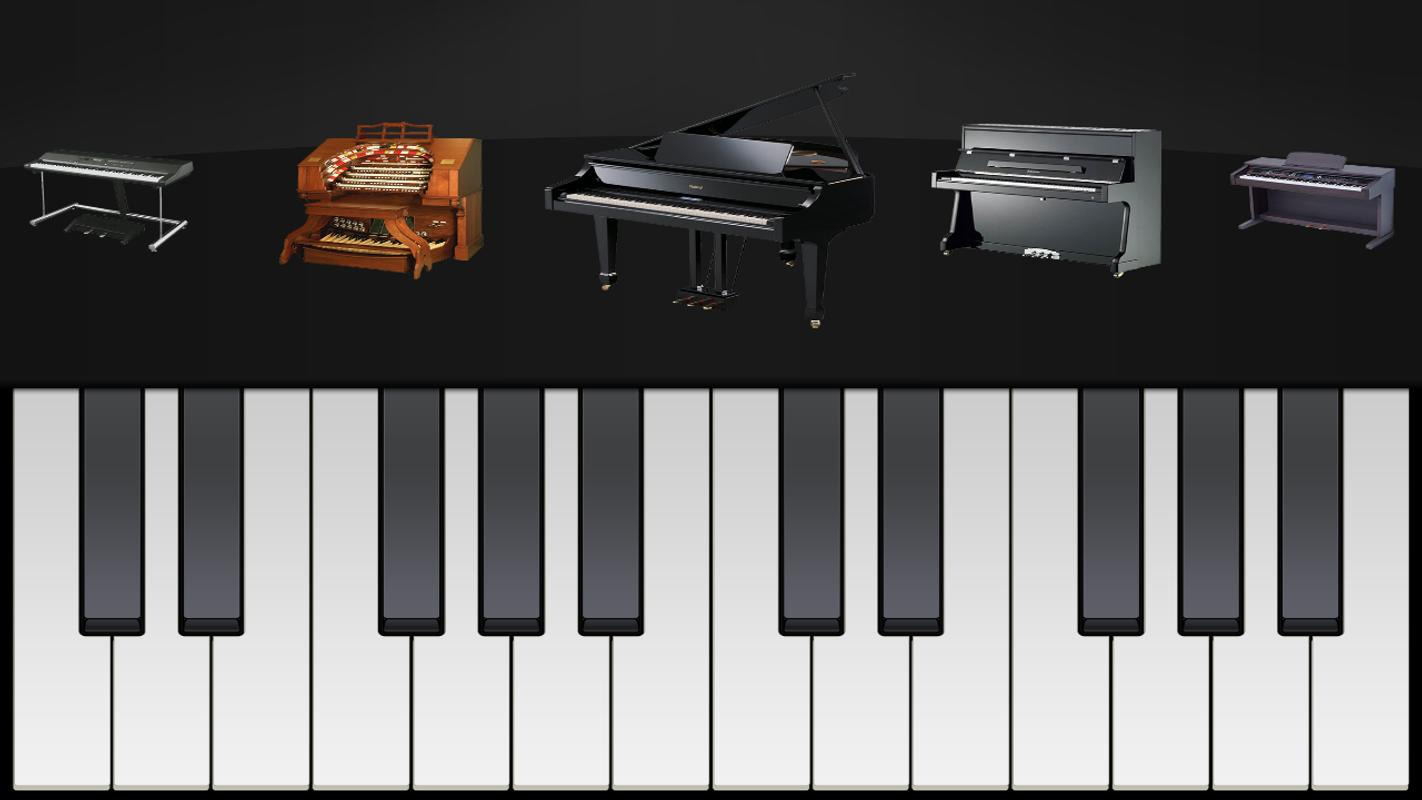 Piano Virtuel