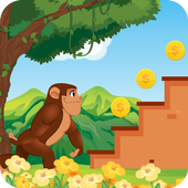 Super Monkey Hero World - Adventure of Jungle icon