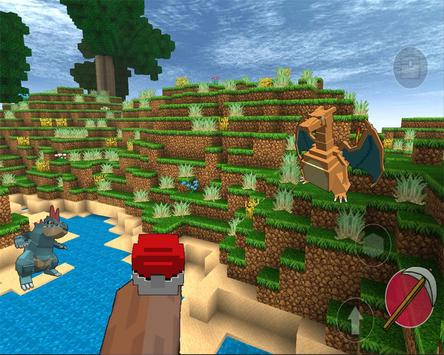 craft GO : pixelmon multicraft apk screenshot