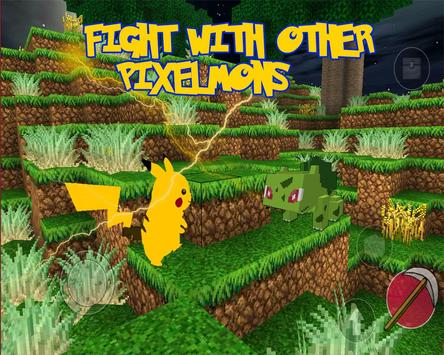 GO craft: pixelmon mod edition apk screenshot