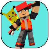 Multicraft pixelmon GO world 2 icon