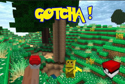 Multicraft pixelmon GO : craft apk screenshot