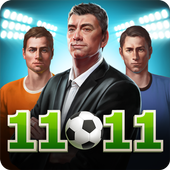 Download Game Sports action android 11x11: Football manager