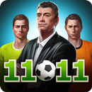 11x11: Football manager APK