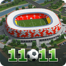 11x11: Football Club Manager APK
