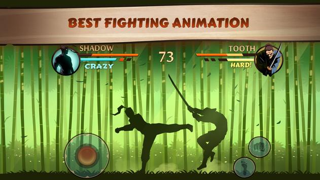 Shadow Fight 2 for Android TV apk screenshot