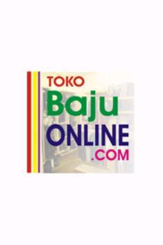 Toko Baju Online poster