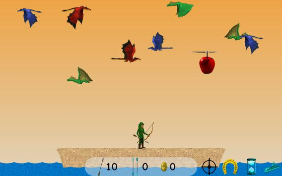 Bow Butcher 2 - Dragon Hunter apk screenshot