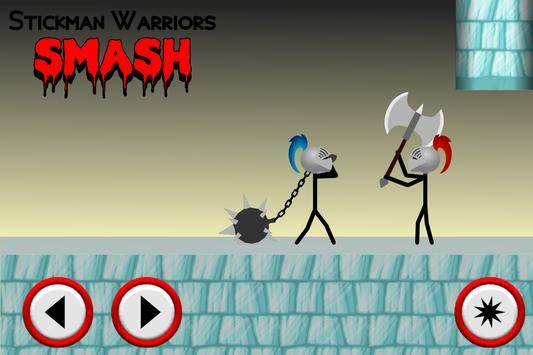 Stickman Warriors Smash apk screenshot