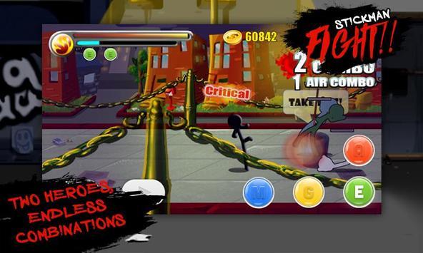 Stickman Fighting Warriors screenshot 3