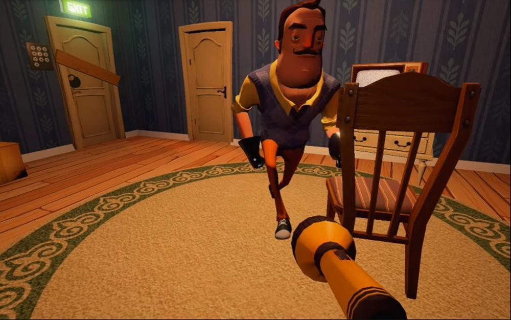 Protrick Hello Neighbor 3D for Android - APK Download