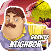 Scary Neighbor From Adventure icon