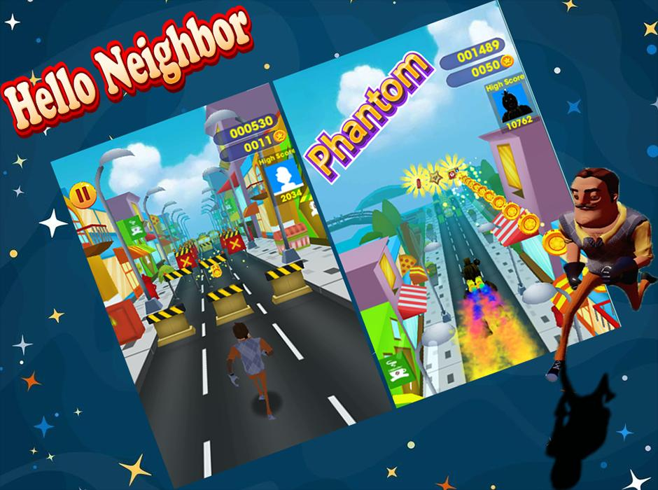 Subway Of Hello Neighbor for Android - APK Download