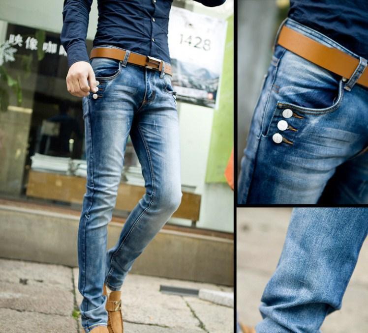a865b0365 جينز سكيني كوري للرجال for Android - APK Download