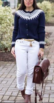 Preppy Chic Teen Style screenshot 8