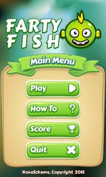 Farty Fish poster