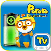 Tia Locker Pororo charging icon