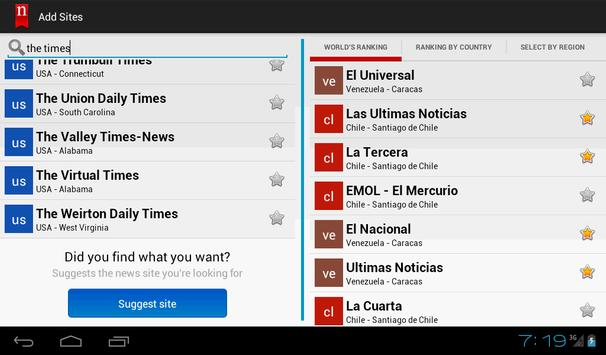 Neonews Brazil screenshot 12