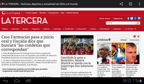 Neonews Brazil screenshot 15