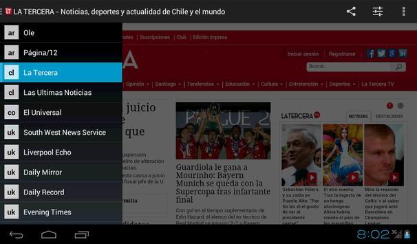 Neonews Brazil screenshot 16