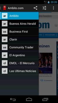 Neonews Brazil screenshot 6