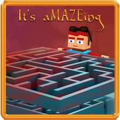 Its aMAZEing Labyrinth 3D Maze icon