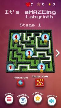 Its aMAZEing Labyrinth 3D Maze apk screenshot