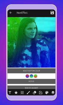 Neon Photo Editor - Neon Effect screenshot 2